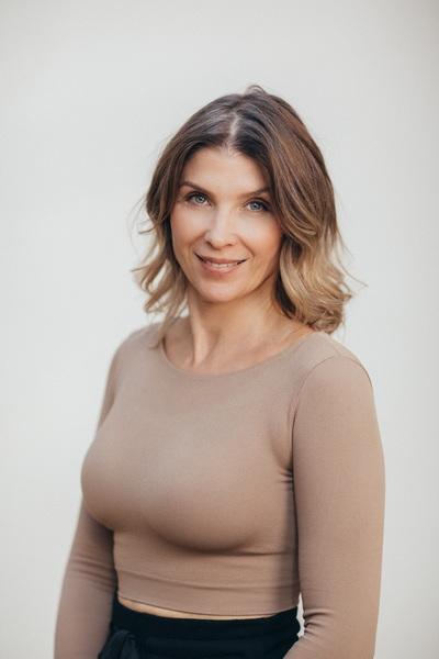 Екатерина Ильясова - тренер студии Пилатес Плюс на Фрунзенской