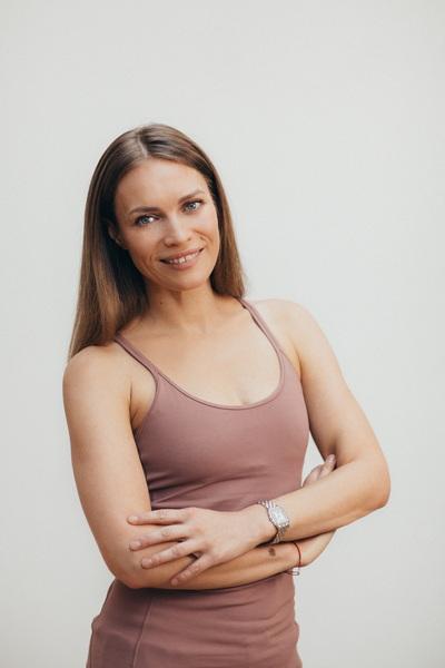 Кристина Калинина - тренер студии Пилатес Плюс на Фрунзенской