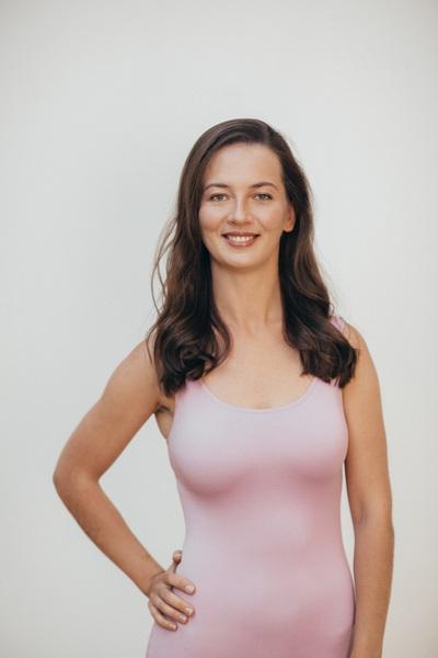 Анна Киселёва - Сертифицированный тренер Polestar Pilates