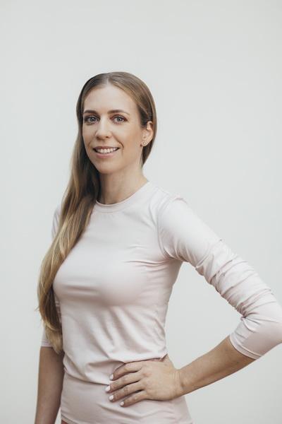 Дарья Котенко - тренер студии Пилатес Плюс на Фрунзенской