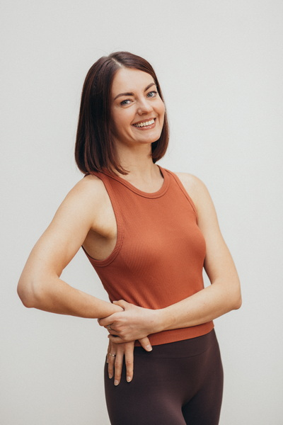 Алена Решетова - тренер студии Пилатес Плюс на Фрунзенской