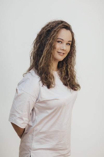 Екатерина Смыгина - тренер студии Пилатес Плюс на Фрунзенской