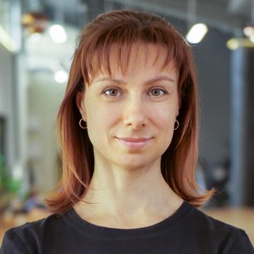 Ольга Сосненко - сертифицированный тренер Polestar Pilates