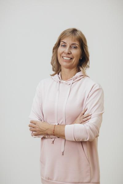 Светлана Терентьева - тренер студии Пилатес Плюс на Фрунзенской