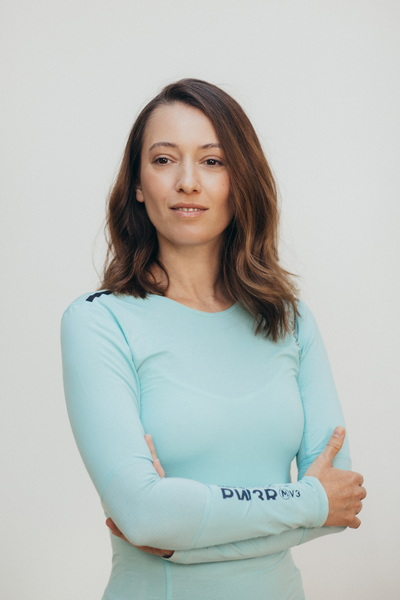 Наталья Тимина - тренер студии Пилатес Плюс на Фрунзенской